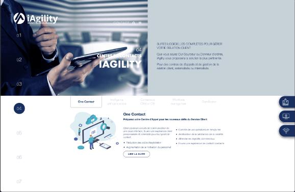 iAgility site